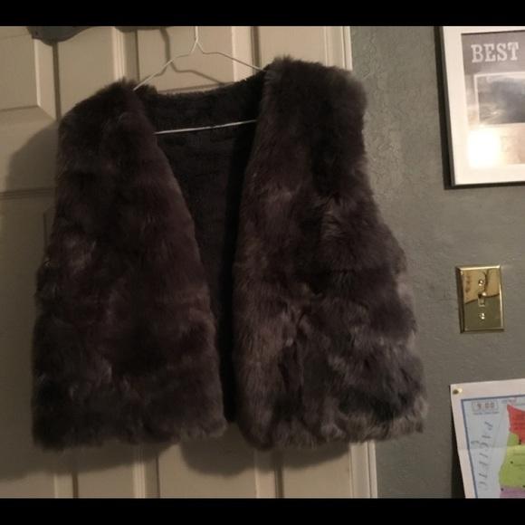 Jackets & Blazers - Women's Fur like Vest